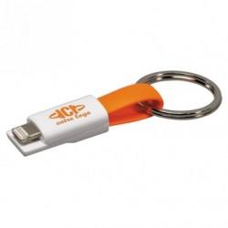 Porte clé/câble de chargement GARA