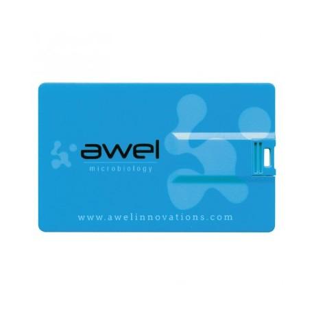 Clé USB QUADRI CARD