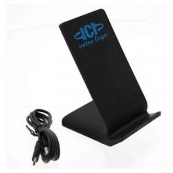 Support téléphone et chargeur induction HALIFAX