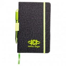 Bloc notes avec stylo GACKLE A5