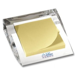 MEMO PAD DESIGN CLEAR