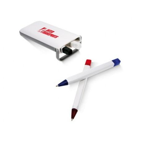 Coffret 4 stylos Balestra