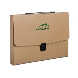 Valisette carton recyclé Ablis